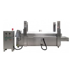 PACIFIC 600mm 3.5M Continuous Fryer