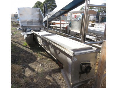 Used Screw Conveyors (Bulk Lot)
