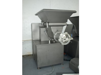 WEILER Grinder 1109 with S/S Frames & Covers