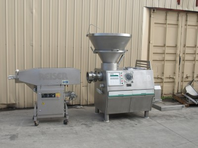 Vemag HP10C Filler with Reiser Portioner