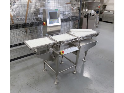 AEW Delford / Marel G1000 Checkweigher with Ejector
