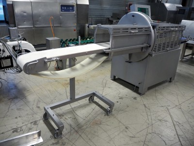 MHS ICC25 High Speed Continuous Slicer