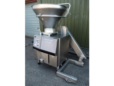 Handtmann VF200B Vacuum Filling Machine with Lifter