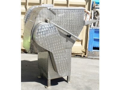 Stainless Steel 4730 Frozen Block Flaker