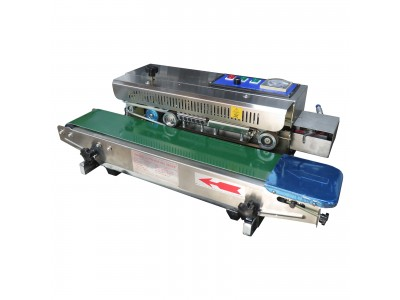 Continuous Band Sealer  with Gas Flush