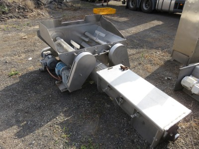 Used Screw Conveyor 2