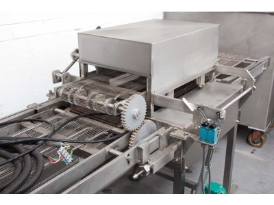 300mm Frampton Bar Making Machine - Under Side Bar Model