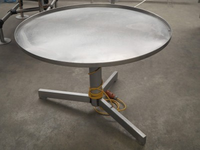 Stainless Steel Rotary Table (Lazy Susan) 1250mm
