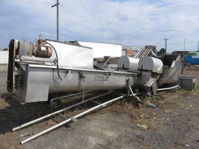 Used Mackies Screw Conveyor [4]