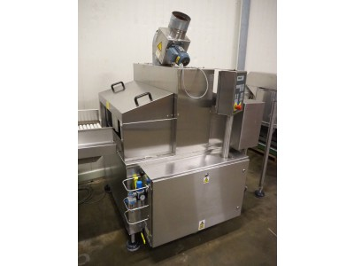 Cryovac ST77 Shrink Tunnel with Filter