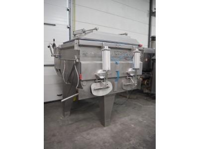 Wolfking TSM 1250L Twin Shaft Mixer