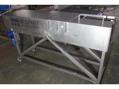 Scottnet Automation Double Chamber Ham Stuffer