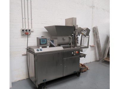 Demo PACIFIC AMF400-II Automatic Multi Forming Machine