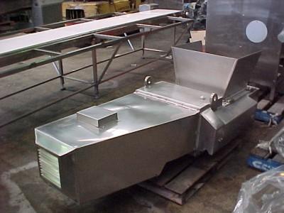 Stainless Steel Brentwood Shredder