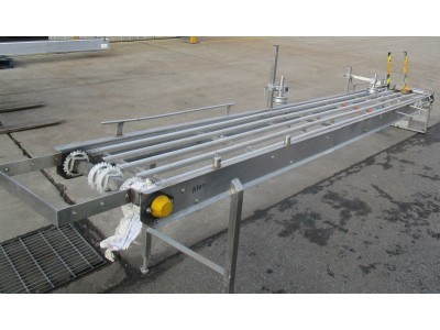 Used conveyor [C02] -  575 mm x 3800 mm