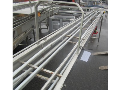 Used conveyor [C06] -  300 mm x 3730 mm