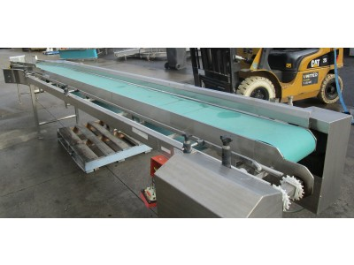 Used conveyor [C08] -  280/220 mm x 6250 mm