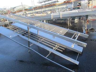 Used conveyor [C12] -  500 mm x 3500 mm