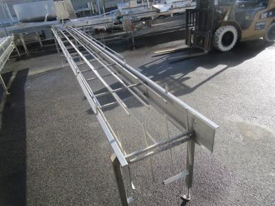 Used conveyor [C22] - 450mm x 6530mm