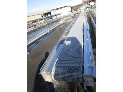 Used conveyor [C27] -  350 mm x 1100 mm
