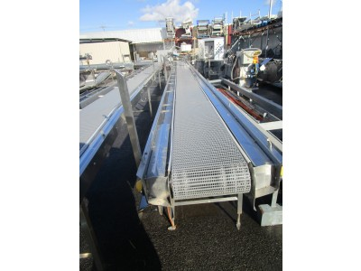Used conveyor [C26] -  350 mm x 9300 mm