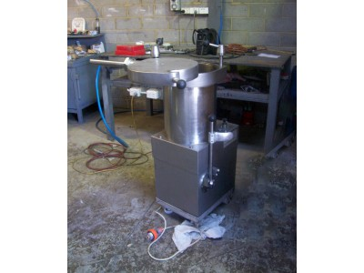 CATO 35L Hydraulic Sausage Filler