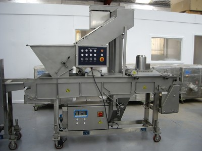 PACIFIC 400-II Crumbing Machine - Display Model