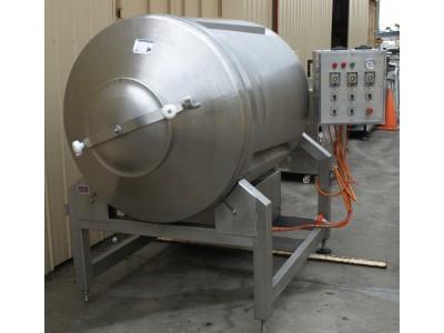 FEA Vacuum Tumbler