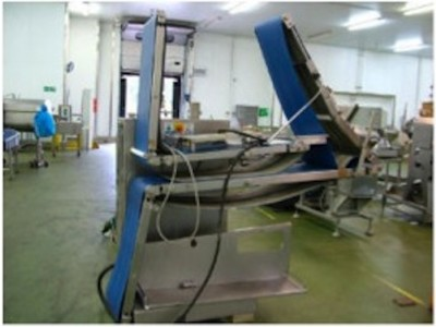 Formax TS 180 Conveyor Belt Transfer System