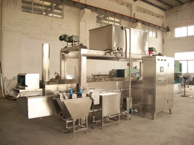 PACIFIC 400mm Continuous Fryer