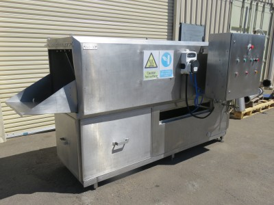 Mafo 250 S Tray Washer