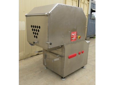 LASKA - G530 Guillotine - Frozen Meat Cutter