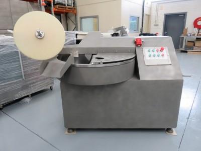 REX-Düker Bowl Cutter with Unloading Arm
