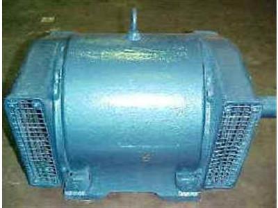 ELECTRIC 30 HP MOTOR, 2 SPEED