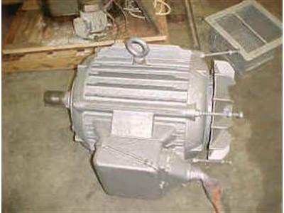 ELECTRIC 75HP MOTOR