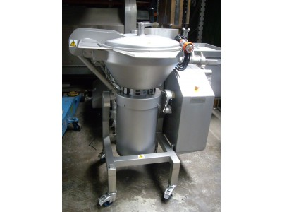 CDH 55L Stainless Steel Vertical Cutting Mixer