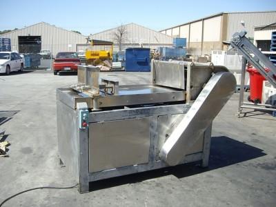 Hydrau Flaker, Frozen Block Flaker