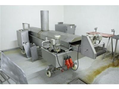 Koppens  BR1800 400mm Continuous Fryer