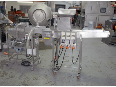 Koppens EPR200 Crumb and Batter Line