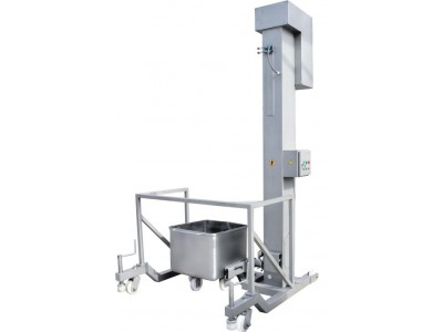 PACIFIC Mobile Bin Lifter Attachment