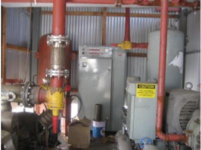 Electric Control Board for Stahl 57 Compressor