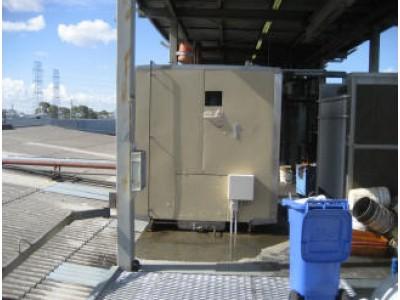 Oil Cooler for Stahl 57 Compressor