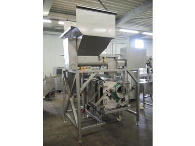Selo Separator with infeed screw