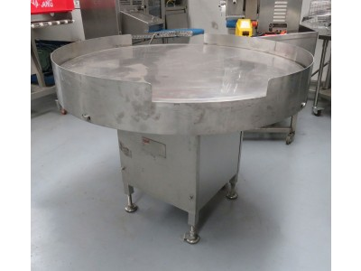 Opal Stainless Steel Rotary Table (Lazy Susan) 1200mm
