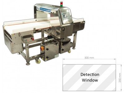Techik IMD-II 5025 Metal Detector