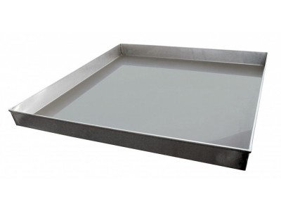 PACIFIC Solid Stainless Steel Smoke Tray
