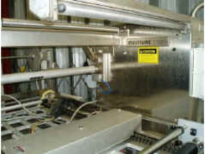 MULTIVAC R550 Tray sealing machine