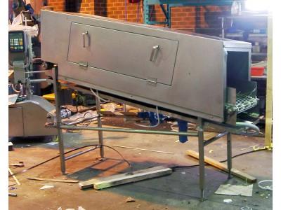 CRYOVAC Airblast conveyor