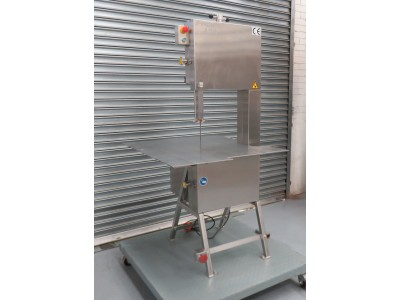Used PACIFIC Y420 Stainless Steel Bandsaw