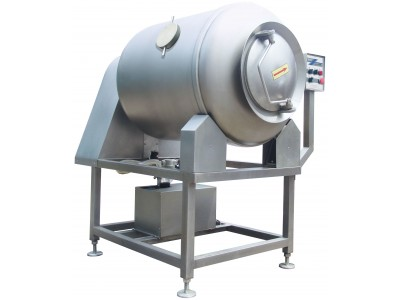 Pacific 500l Vacuum Tumbler (please note, manual control model shown in photo)